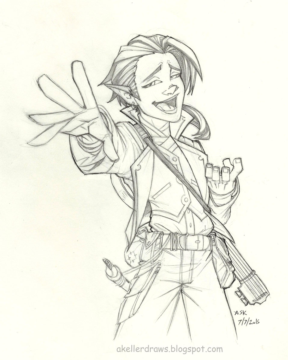 958x1200 Daily Drawing Scanlan By Andrewscottkeller