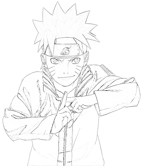 500x583 The Best Drawing Of Naruto I Have Done Ever By Ashudowakatsuki
