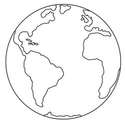 250x245 Pictures Easy Drawings Of The World,
