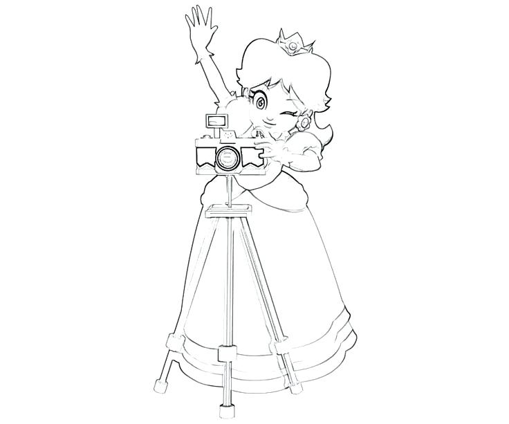 736x613 Fresh Mario 3d World Coloring Pages Kids Coloring Pages