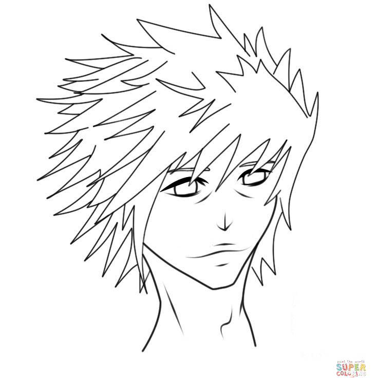734x756 Good Death Note Coloring Pages 44 About Remodel World Coloring