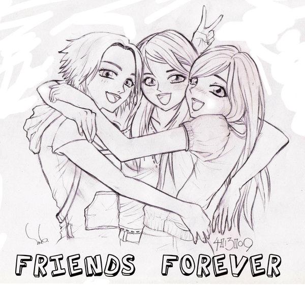 600x571 Friends Forever ) Friends ) Friends Forever