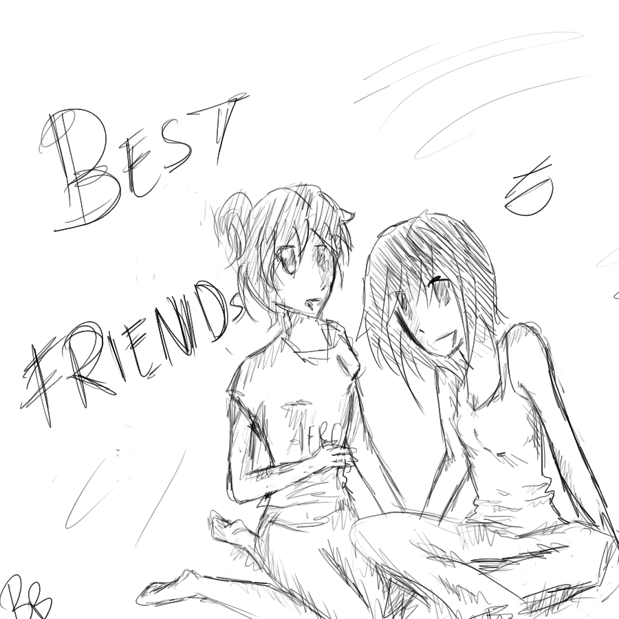 900x900 Best Friends Forever Coloring Pages