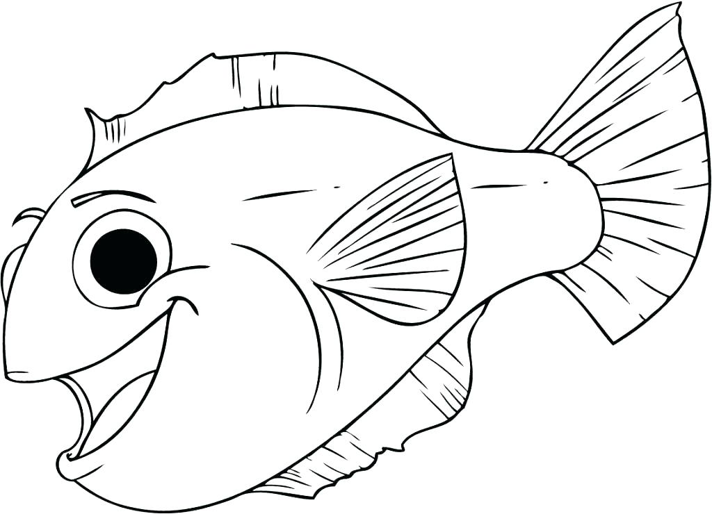 1024x740 Unthinkable Betta Fish Coloring Page Small Pages Drawing Ideas