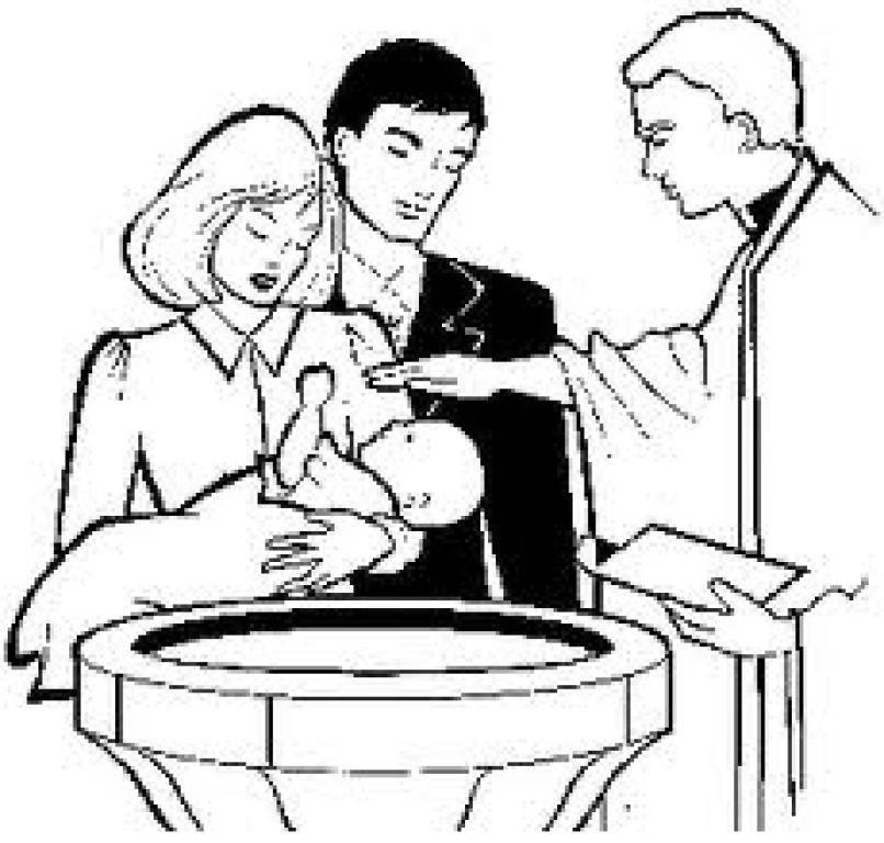 806x768 Baptisms Notre Dame Of Bethlehem Church
