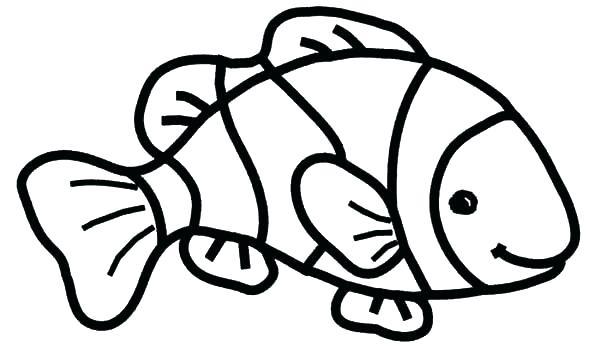 600x355 Betta Fish Coloring Pages Printable Fish Printable Fish Coloring