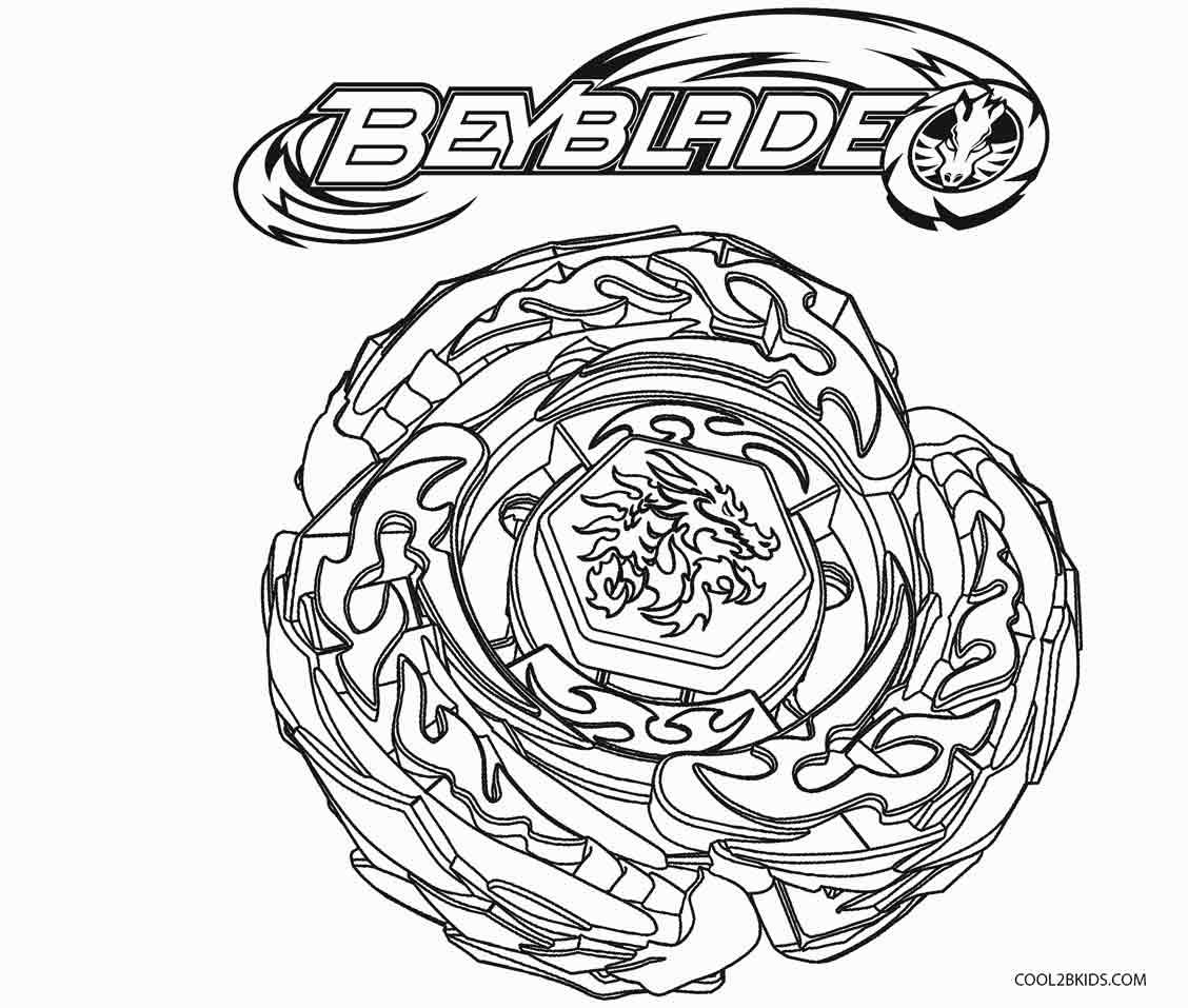 Contemporáneo Beyblade Para Colorear Páginas Pegaso Molde - Dibujos ...