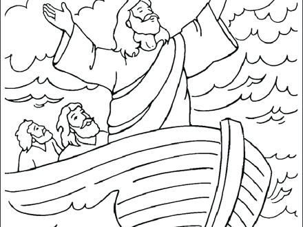 440x330 Beautiful Jacob And Esau Coloring Pages New