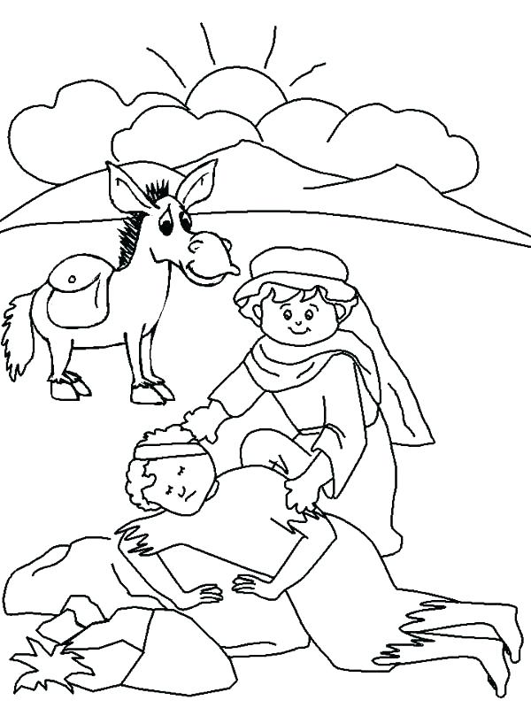Good Samaritan Sunday School Crafts Nemetas Aufgegabelt Info