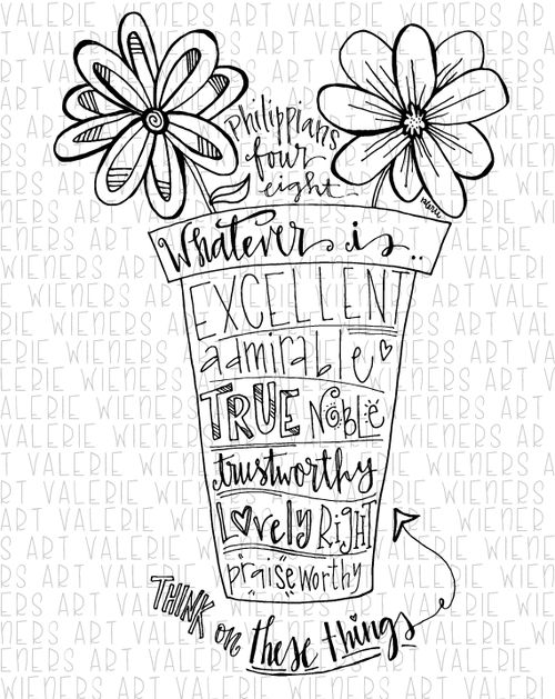 Bible Verses Drawing