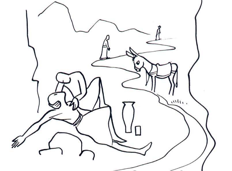 Biblical Drawing