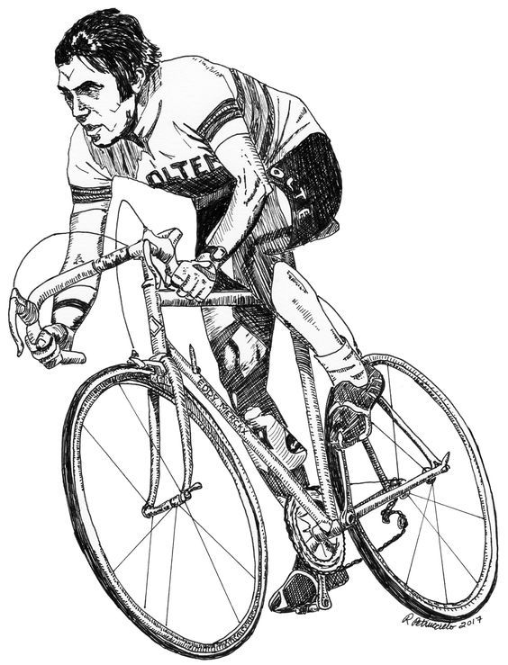 Bicycle Drawing