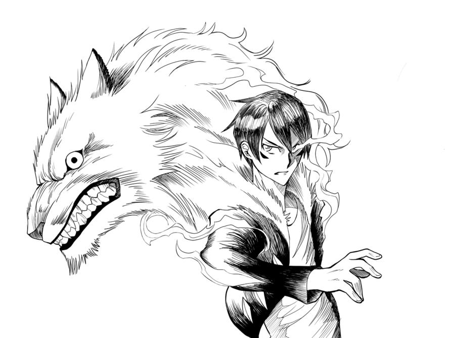 900x670 Big Bad Wolf By Xxswingxx