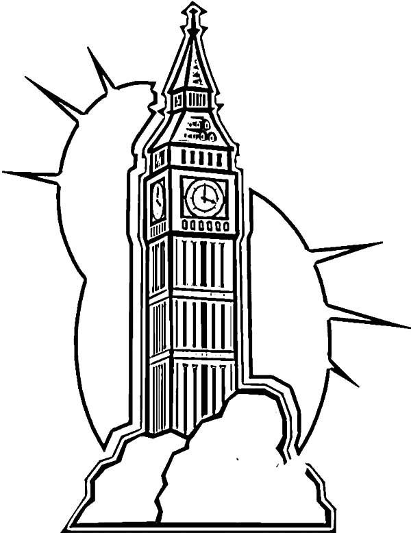 600x778 Clock Tower Netart