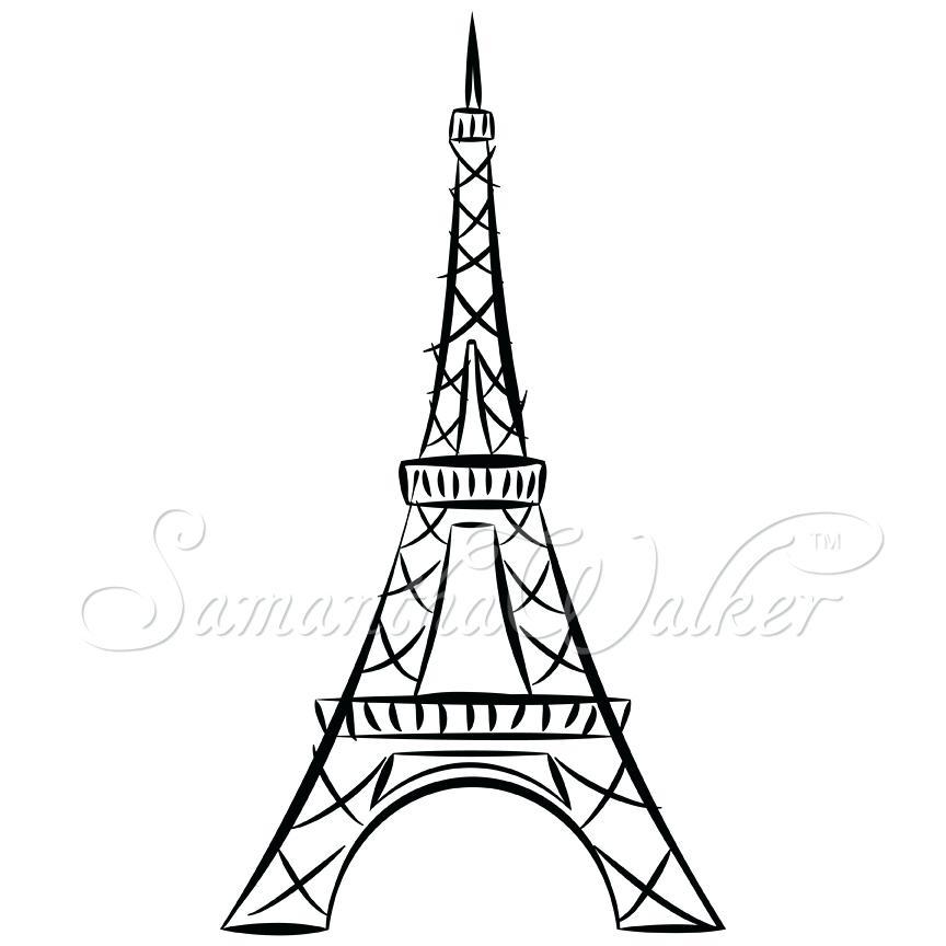 864x864 World Landmarks Eiffel Tower Big Ben Stock Vector 352656914 World