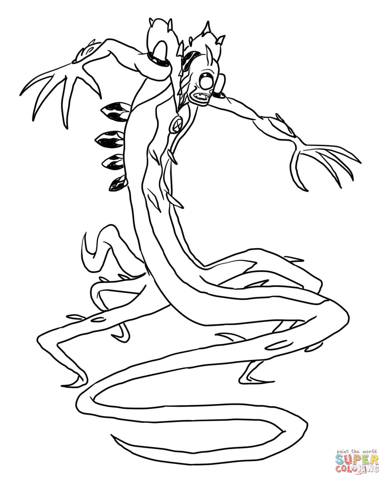 1283x1600 Free Online Coloring Pages Ben 10 30 About Remodel Line Drawings