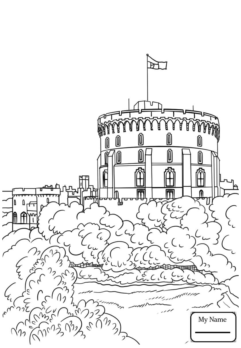 840x1210 Coloring Pages United Kingdom Big Ben In London Countries Cultures