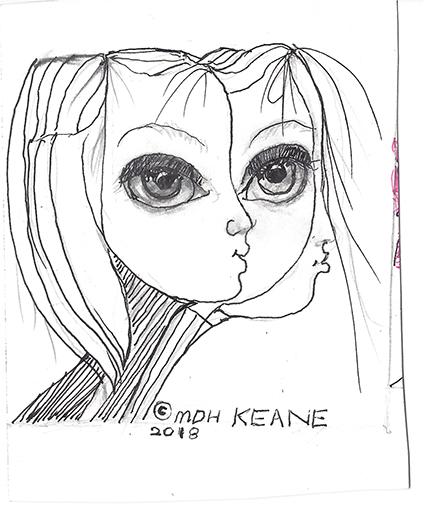 424x511 Keane Eyes Gallery