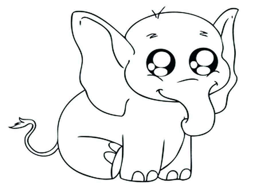 900x675 Elephant Head Coloring Page Drawing Unique Ethnic Elephant Stock