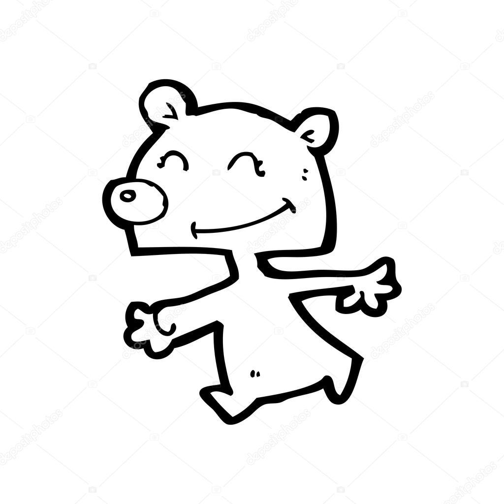 1024x1024 Big Head Cartoon Drawings Big Head Mouse Cartoon Stock Vector