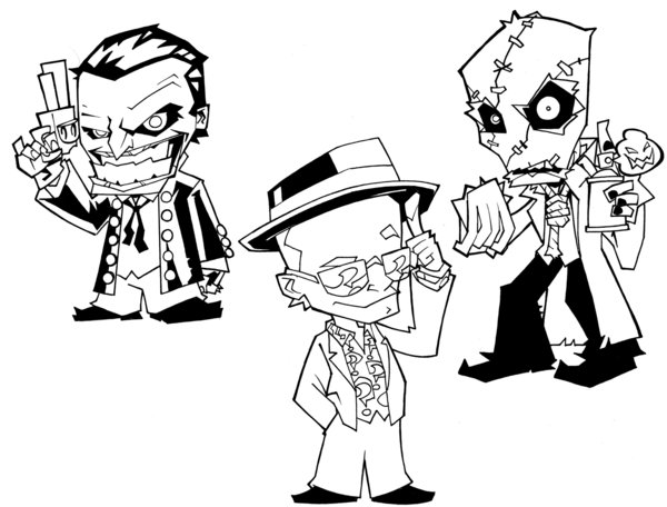 600x456 Little Big Heads Set 2 By Kidnotorious