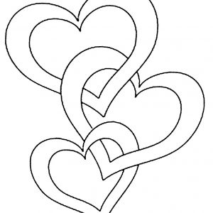 300x300 Coloring Pages Of Big Hearts Fresh Coloring Pages For Kids Big