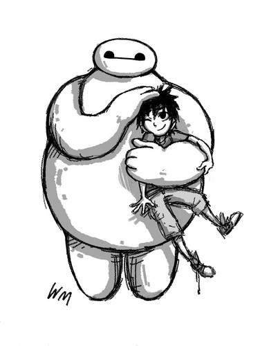 376x500 Big Hero 6 Images Baymax And Hiro Hd Wallpaper And Background