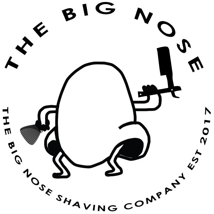 732x732 Big Nose Shaving Custom Razor, Custom Shaving Brush, Vintage