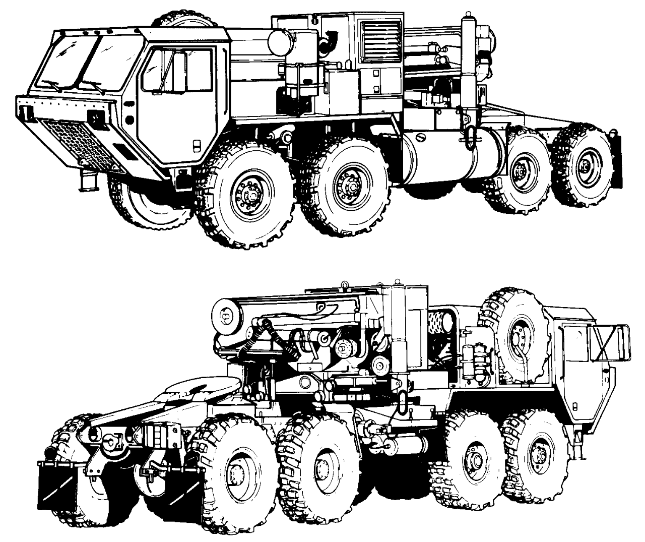1280x1075 M977 Heavy Expanded Mobility Tactical Truck (Hemtt)