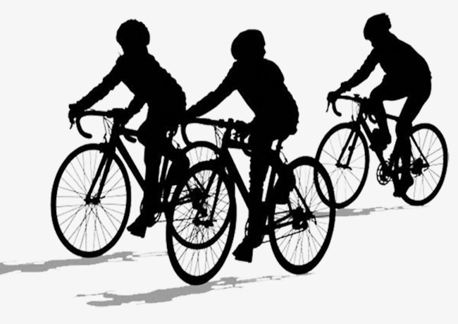 650x459 Bike Silhouette For Kids, Bike Silhouette, Ride On A Bicycle