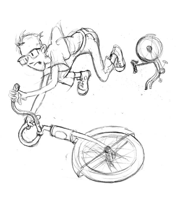 Bike Drawing Images At Getdrawingscom Free For Personal Use Bike