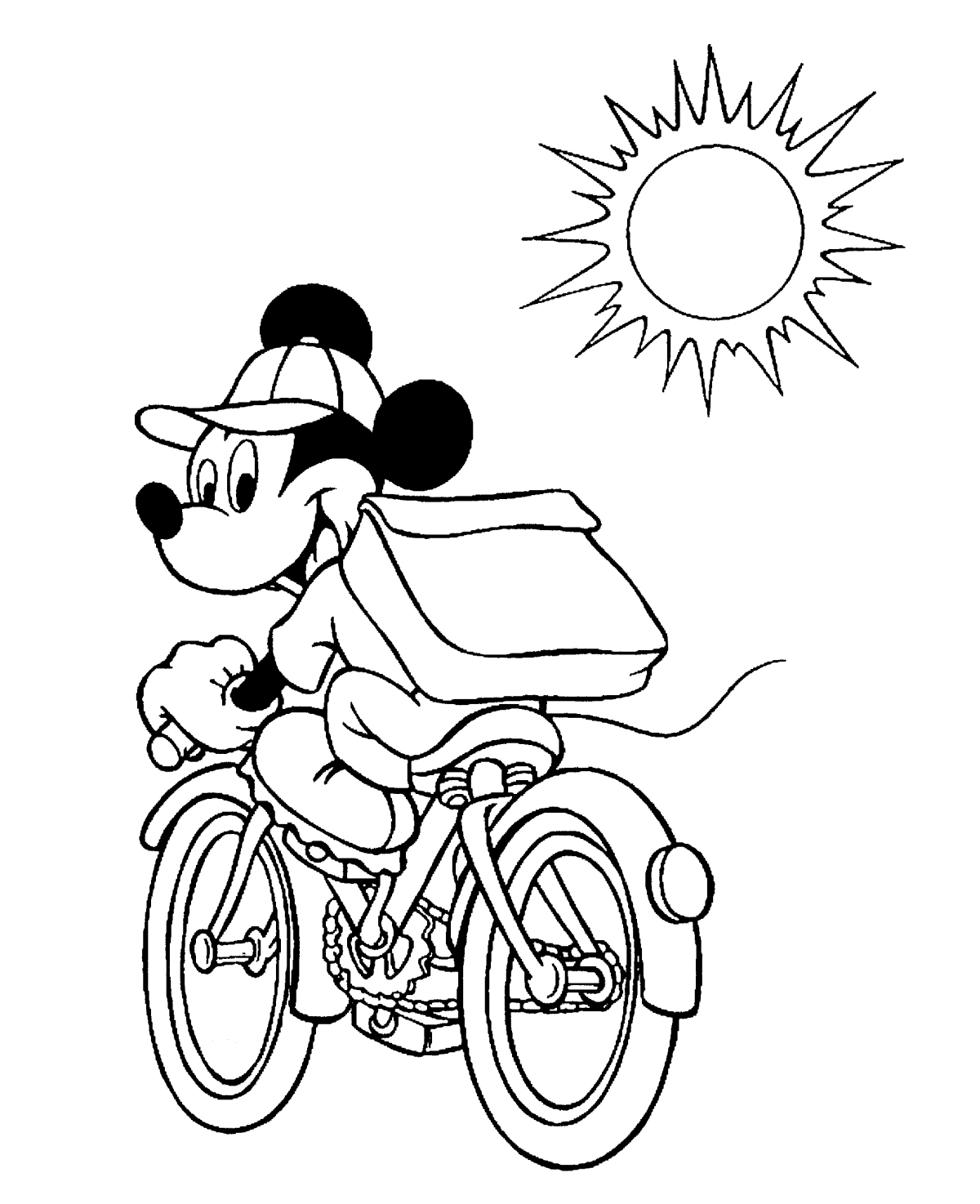 Bike Drawing Images at GetDrawings.com | Free for personal use Bike ...