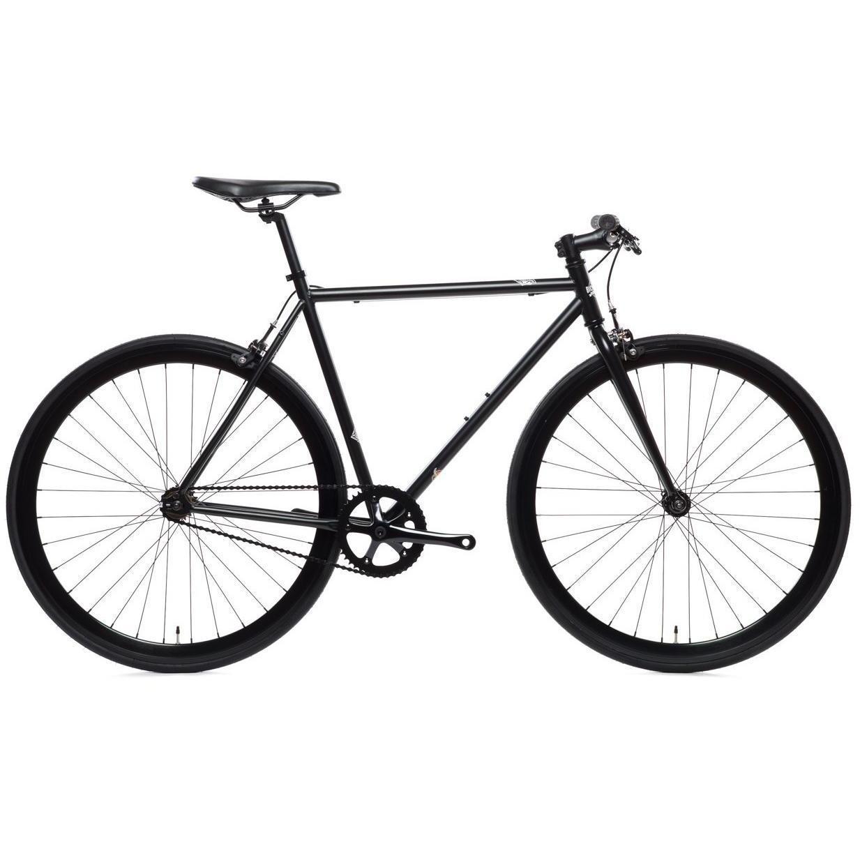 1233x1233 State Bicycle Co. Line Wulf Black Fixed Gear Bike Brooklyn Fixed