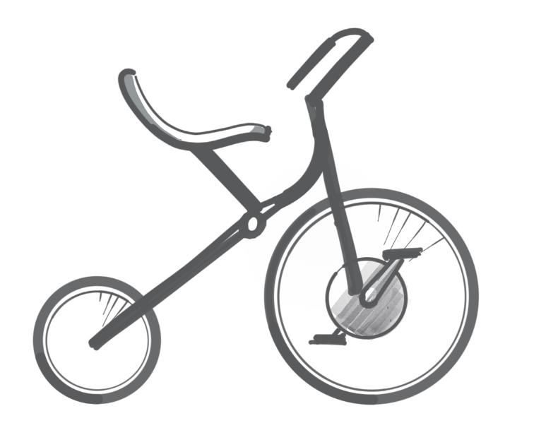 790x599 The Recumbent Future With Kervelo Kervelo Recumbent Bikes