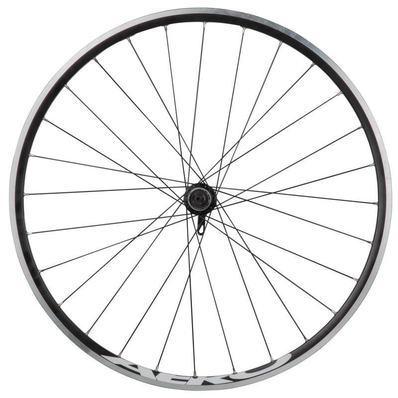 800x800 Triban Aero Road Bike Wheel