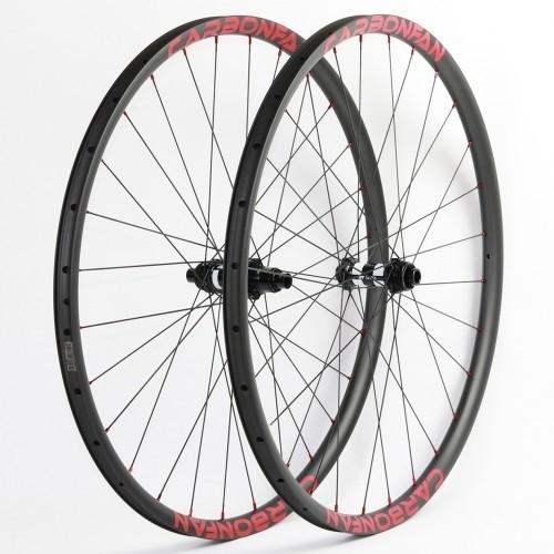 500x500 Width42mm Depth25mm 27.5er Carbon Mountain Bike Wheels 650b All
