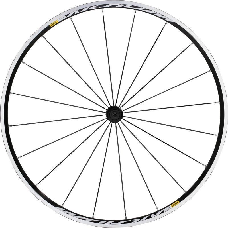 800x800 Aksium One Road Bike Wheel