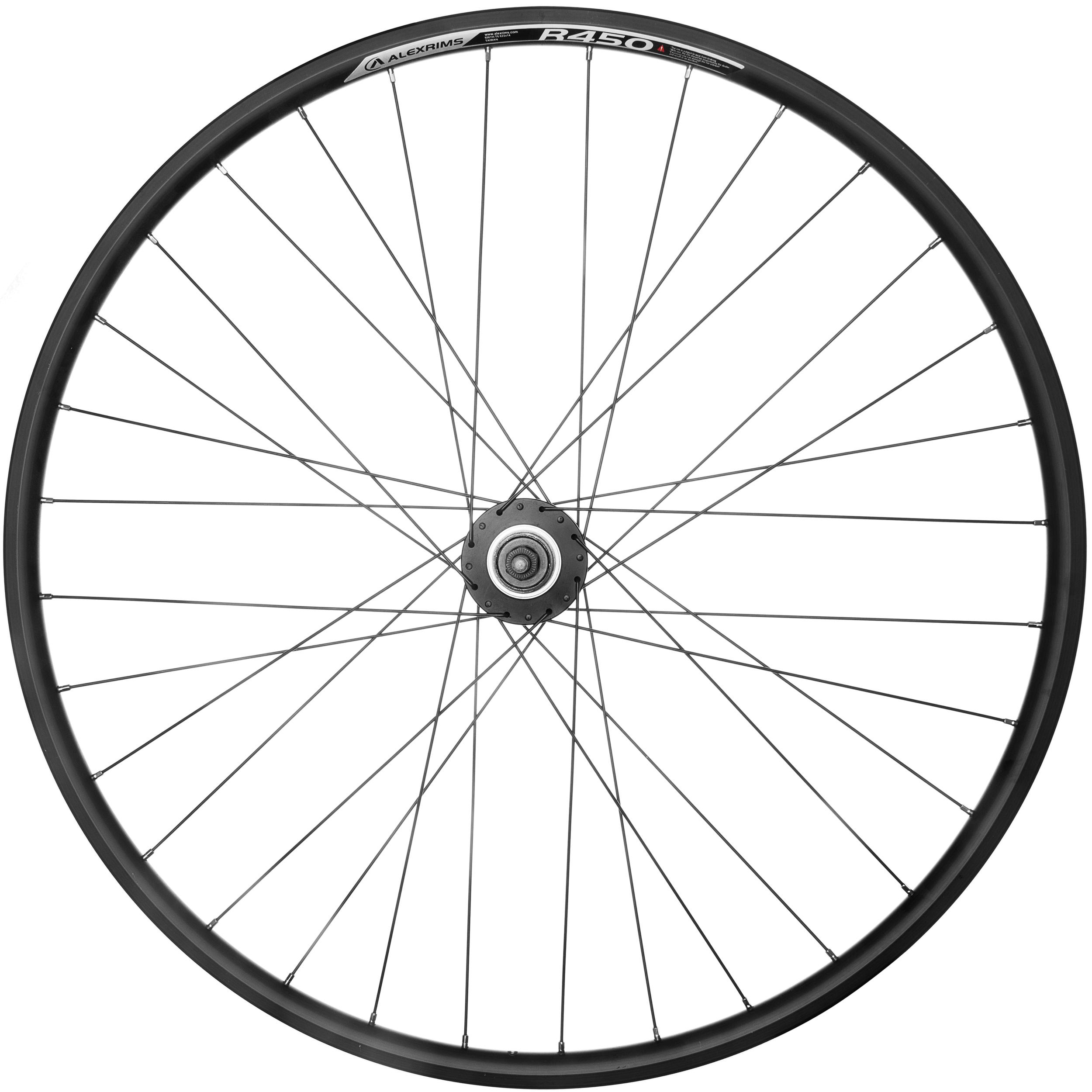 2500x2500 Alex R450 700c 32h 14t Rear Wheel