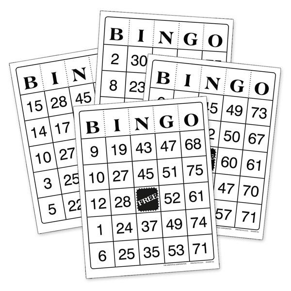 600x600 Bingo