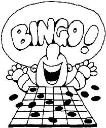 209x252 Bingo Cards Clip Art Card Pictures