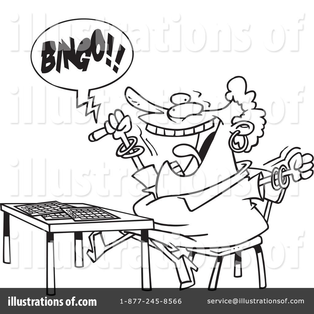 Bingo Drawing at GetDrawings.com | Free for personal use Bingo ...