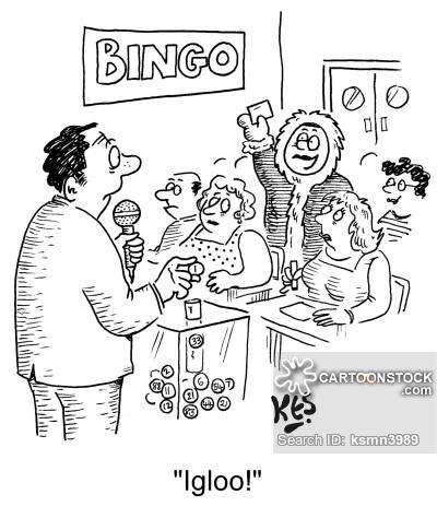 400x485 Bingo Games Cartoons And Comics