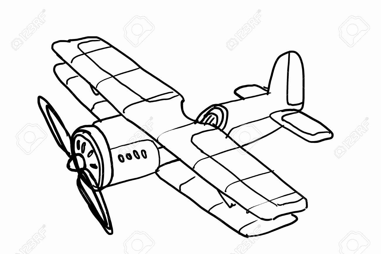 1300x866 Person Hand Drawing Old Airplane On Sky Background Stock Photo