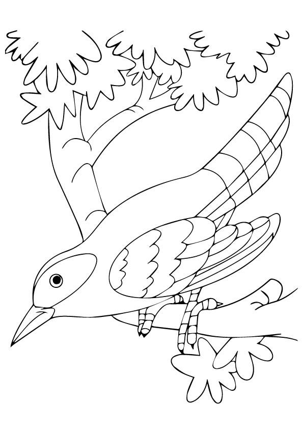 595x842 Print Coloring Image Mosaic Bird Baths, Mosaic Birds And Mosaics