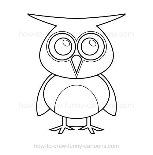500x508 To Draw An Owl