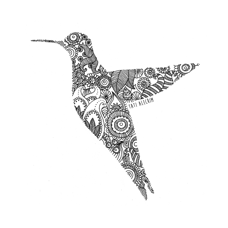 800x800 Bird 2 Tati Alecrim
