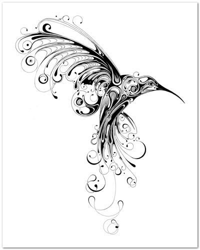 400x500 Humming Bird Tattoos Hummingbird Tattoos Tumblr