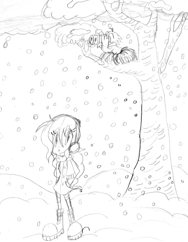 900x1163 Karin A Birds Eye View Sketch By Armonsterz