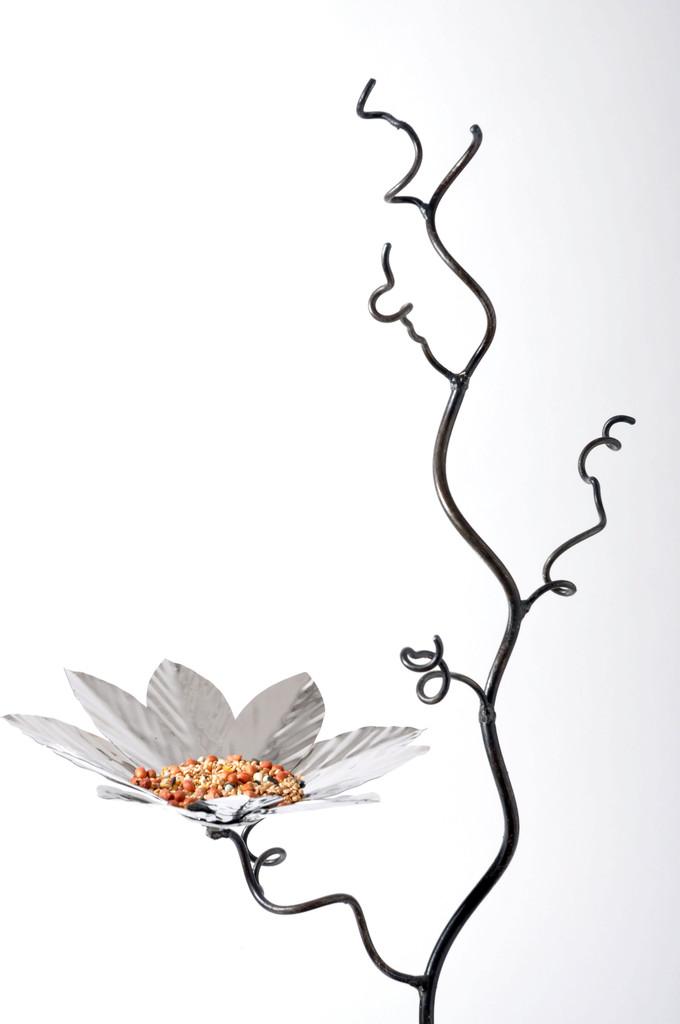 680x1024 Birdfeeder Tree With Flower Feeder