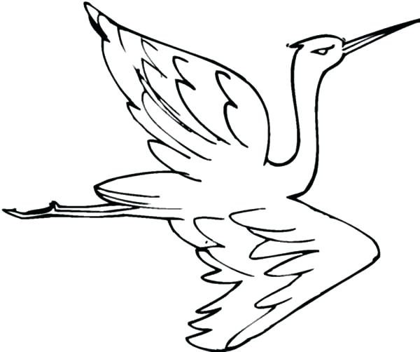 Flying bird clip art black and white